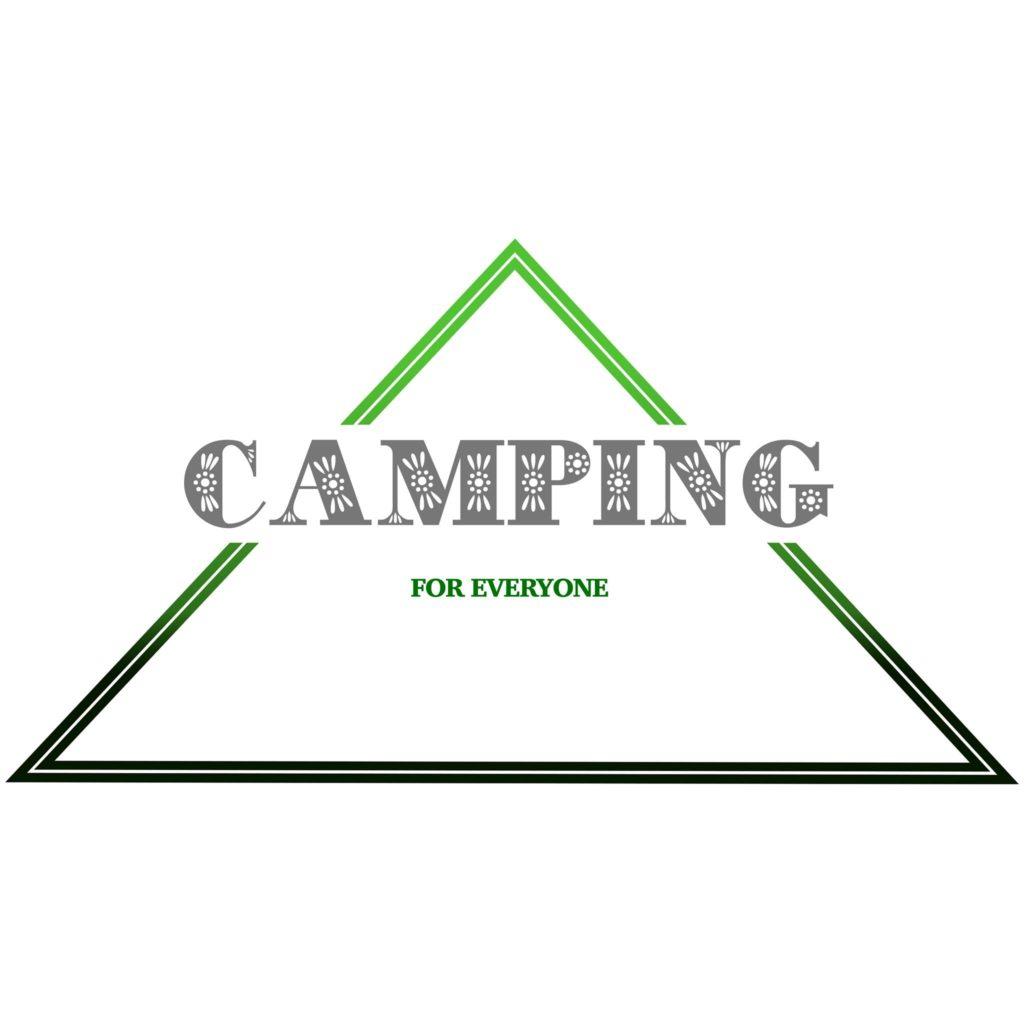 Camping for everyone will be selling and renting recycled chairs for the event.