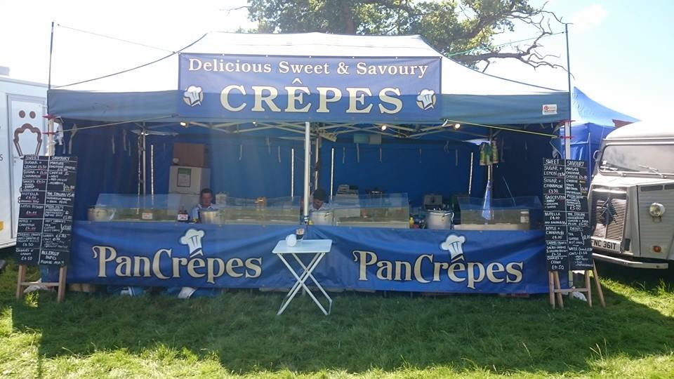 6x6 crepes